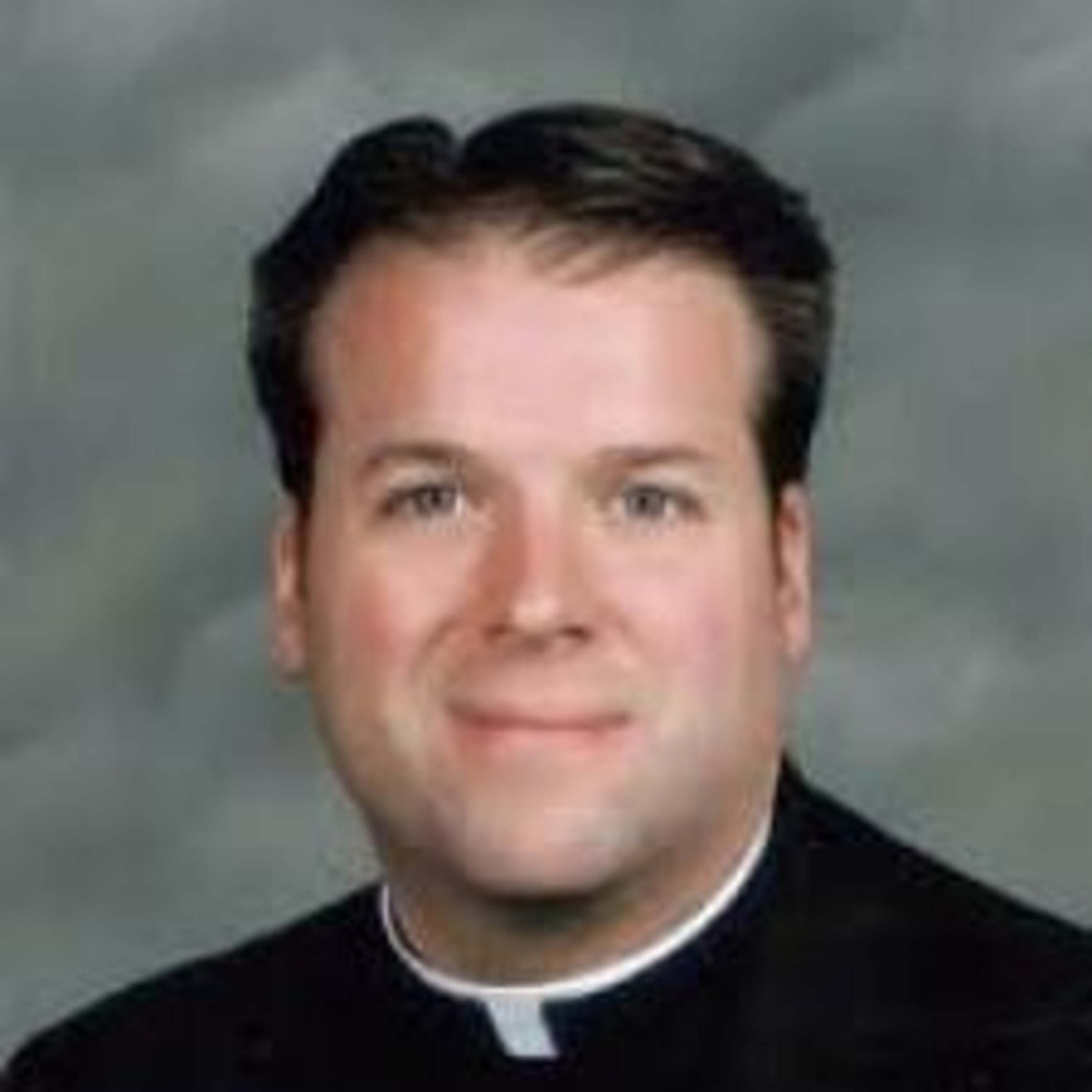 Fr. Fisher Staff Pic